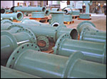 Steel Coated Fittings